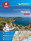 *ATLAS MICHELIN FRANCE ROUTIER 2020