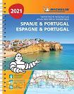 ATLAS MICHELIN SPANJE & PORTUGAL 2021