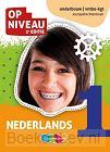 1 Nederlands onderbouw vmbo-kgt / Op Niveau / Leeropdrachtenboek