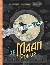 De maan Pop-up